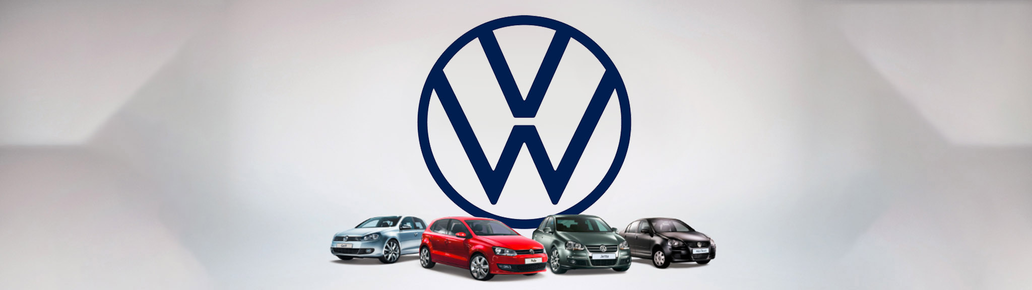 Compare the range of Volkswagen models