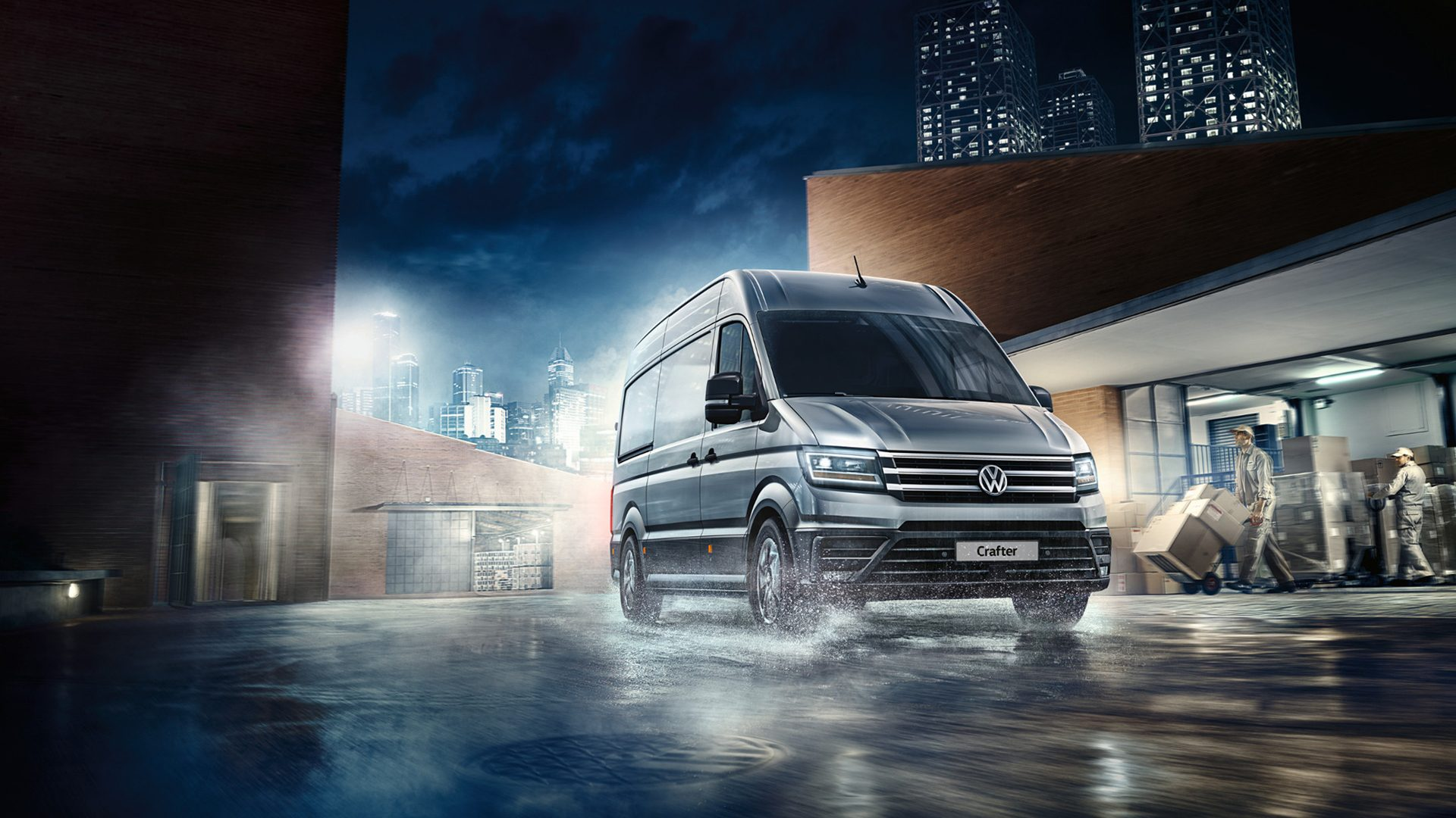 Volkswagen Crafter specs and prices