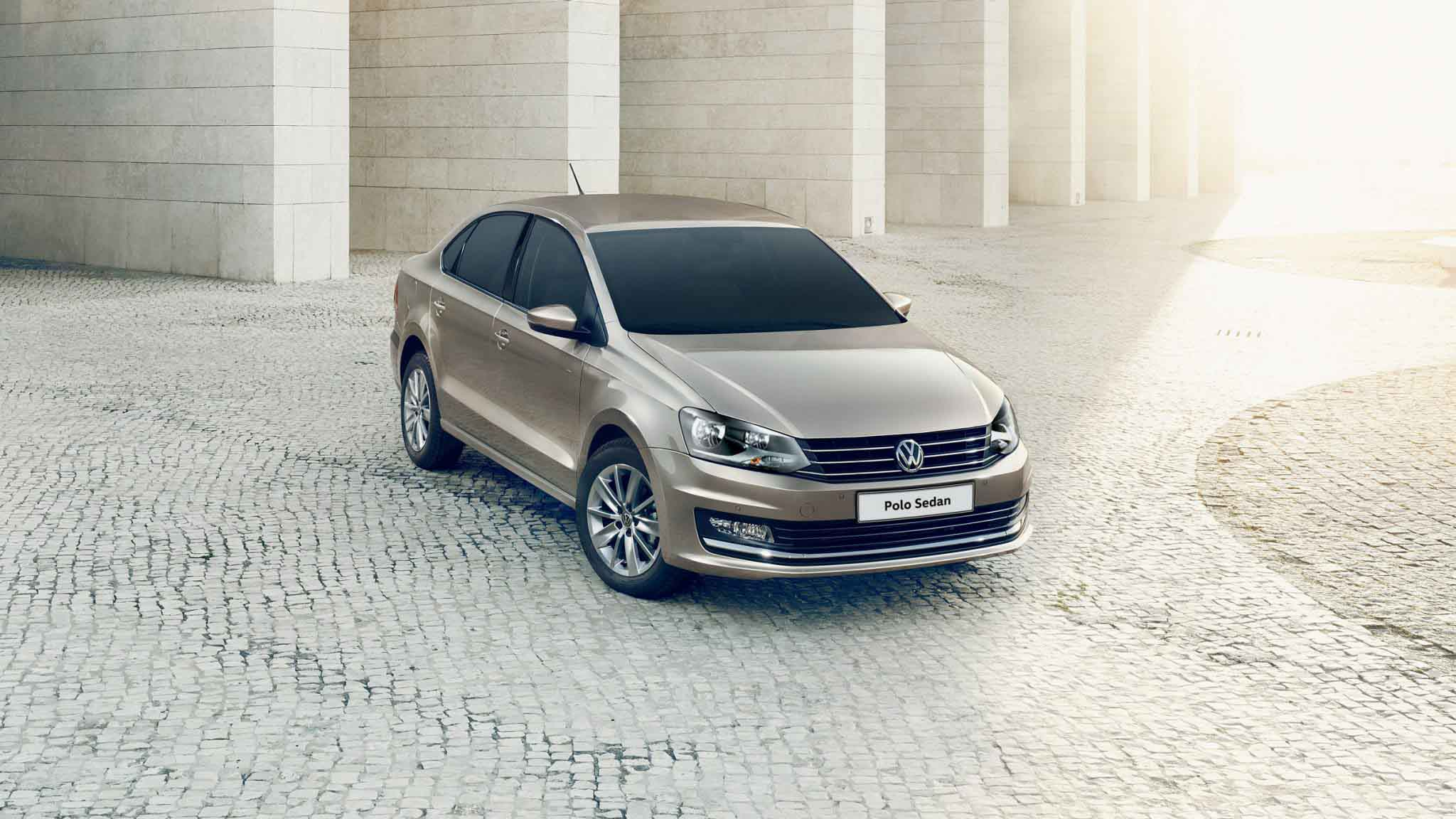 Volkswagen Polo Sedan specs and prices