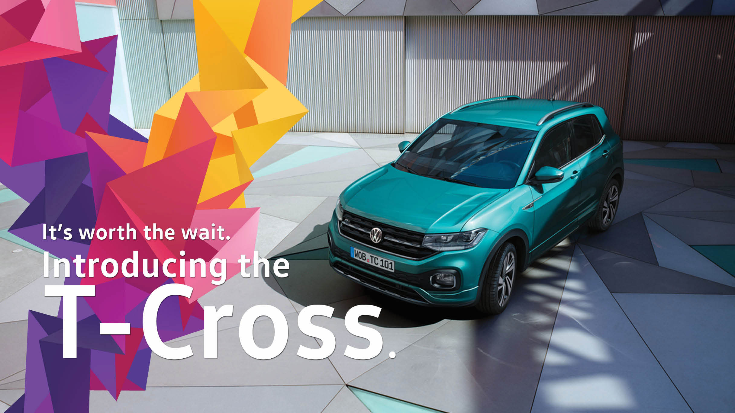Introducing the T-Cross