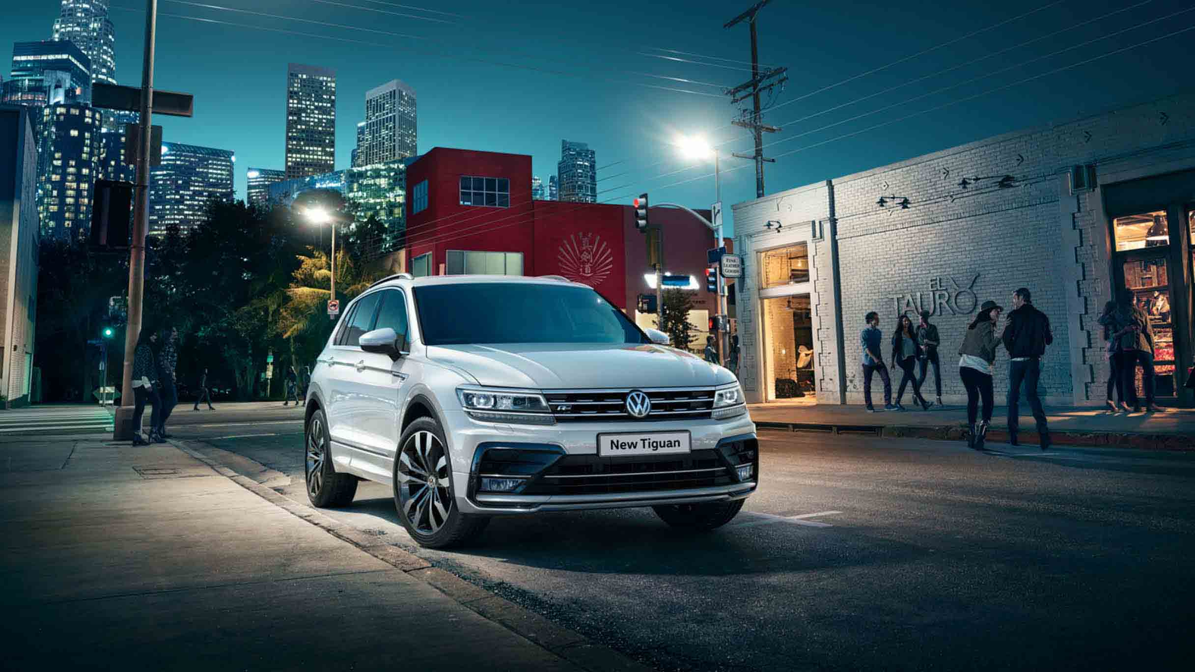 Volkswagen Tiguan specs and prices