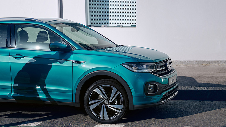 VW T-cross Rline