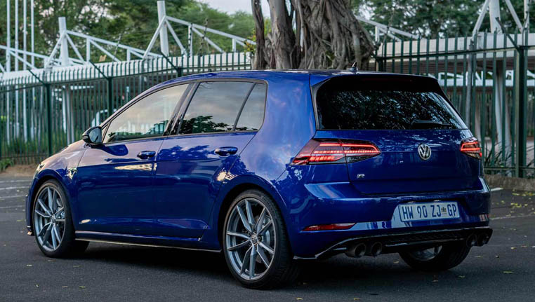 Golf R review on Barons Newsroom image 1