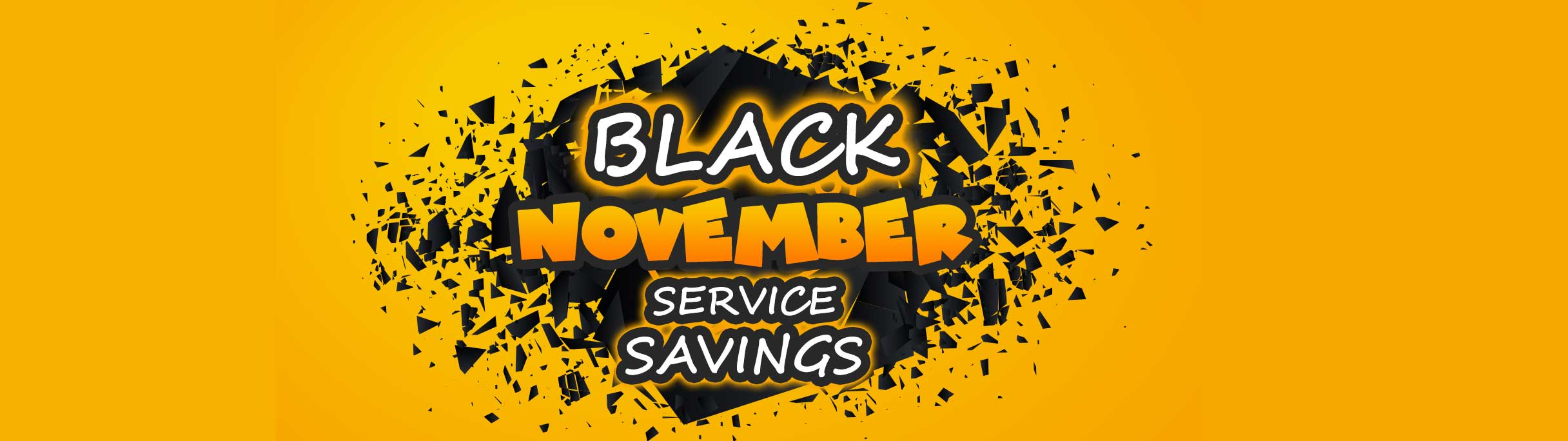 Barons Woodmead November savings
